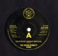 Brian Bennett Band,The - Saturday Night Special/Farewell To A Friend (DJS 10756)